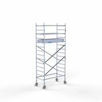 Euroscaffold Rolsteiger Compleet 90 x 190 x 5,2m werkhoogte