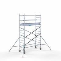 Euroscaffold Rolsteiger Compleet 90 x 250 x 5,2m werkhoogte