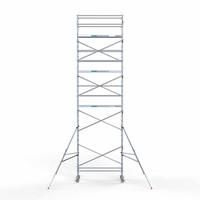 Euroscaffold Rolsteiger Compleet 90 x 250 x 10,2m werkhoogte