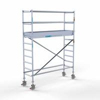 Euroscaffold Rolsteiger Compleet 75 x 305 x 4,2m werkhoogte