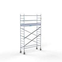 Euroscaffold Rolsteiger Compleet 75 x 250 x 5,2m werkhoogte
