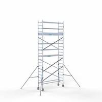 Euroscaffold Rolsteiger Compleet 75 x 250 x 7,2m werkhoogte