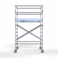 Euroscaffold Rolsteiger Compleet 135 x 190 x 4,2m werkhoogte