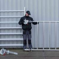 Euroscaffold Rolsteiger Compleet 135 x 250 x 5,2m werkhoogte