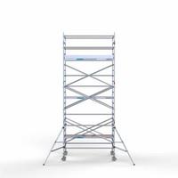 Euroscaffold Rolsteiger Compleet 135 x 250 x 7,2m werkhoogte