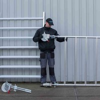 Euroscaffold Rolsteiger Compleet 135 x 190 x 11,2m werkhoogte