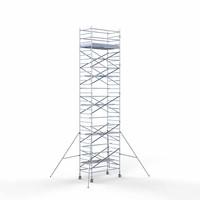 Euroscaffold Rolsteiger Compleet 135 x 250 x11,2m werkhoogte