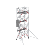 Altrex Altrex Shuttle Solar Liftsysteem 12,2 m werkhoogte