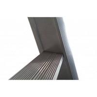 MAXALL®  Tweedelige Opsteek ladder 2x18 + gevel/toprollen