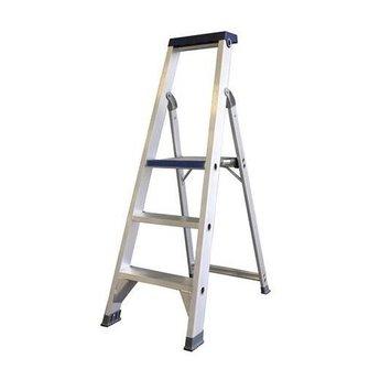 MAXALL®  Bordestrap 1x8 treden (max. werkhoogte 4 m)