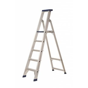 MAXALL®  Bordestrap 1x10 treden (max. werkhoogte 4,50 m)