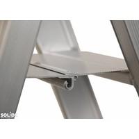 Solide Bordestrap 6 treden (max. werkhoogte 3,50 m)