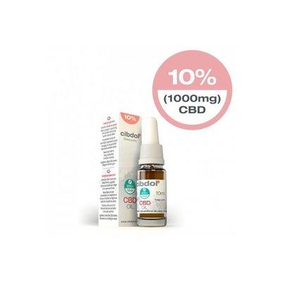 Cibdol Cibdol 10% CBD Olie 10ml Direct online bestellen?