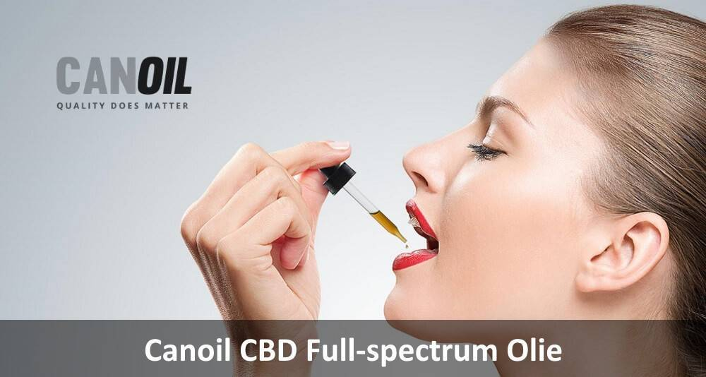 Canoil Full-spectrum CBD Olie