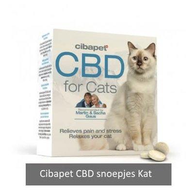 Cibdol Cibapet CBD snoepjes kat 1,3 mg