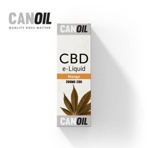 Canoil CBD E-liquid Mango , 200 mg