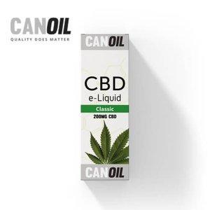 Canoil CBD E-liquid Classic 200 mg