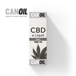 Canoil CBD E-liquid Base 100 mg