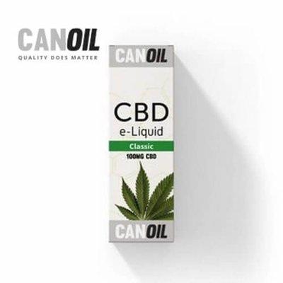 Canoil CBD E-liquid Classic 100 mg