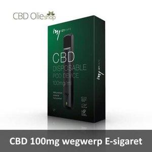 Canoil Izy Vape CBD 100mg wegwerp E-sigaret