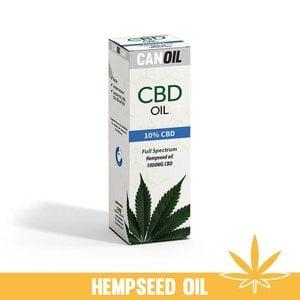 Canoil CBD Olie 10% (1000 MG) 10ML FS Hennepzaad Olie 0% THC