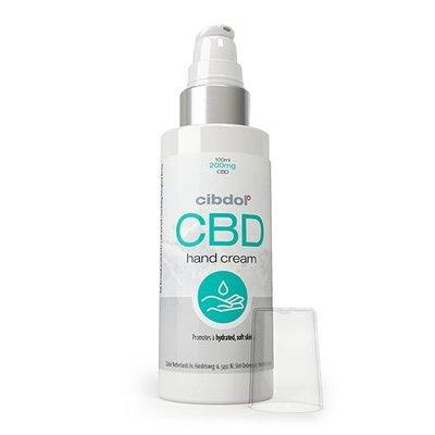 CIBDOL Verzorgende en verzachtende CBD handcrème van Cibdol