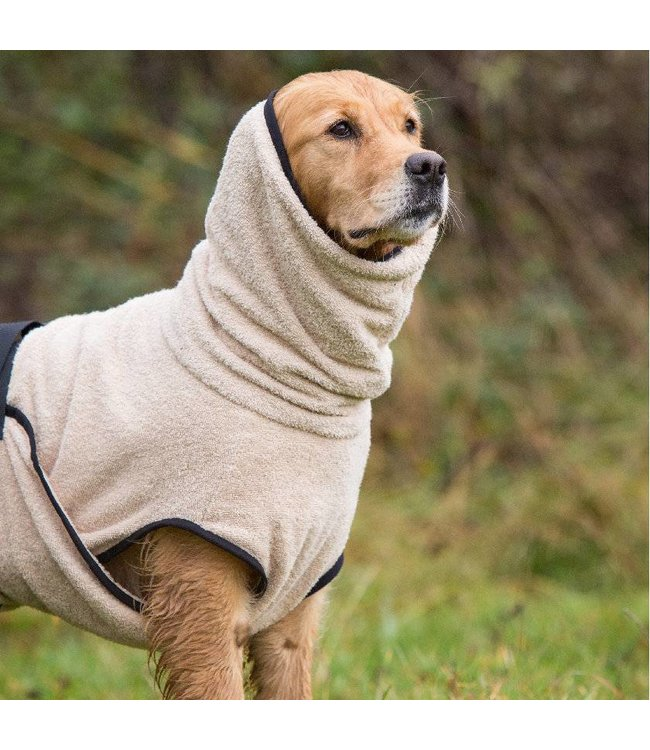 Fit4dogs Dryup Cape - SAND