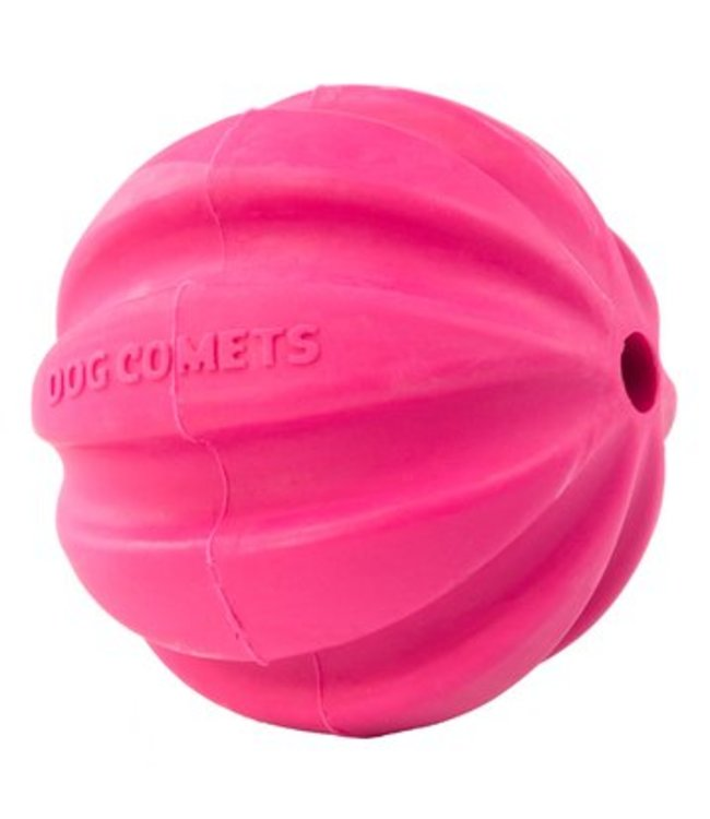 Dog Comets Ball Halley Rosa