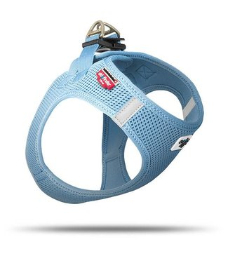 Curli Curli - Vest Geschirr Air-Mesh SKYBLUE