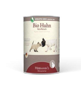 Herrmann´s Manufaktur Bio Huhn - Reinfleisch