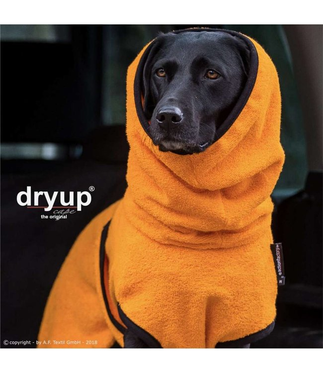 Fit4dogs Dryup Cape - CLEMENTINE