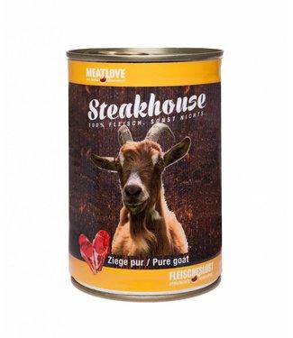 Fleischeslust Steakhouse Ziege pur 410 g