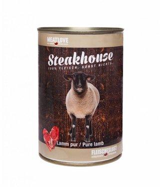 Fleischeslust Steakhouse Lamm pur 410 g