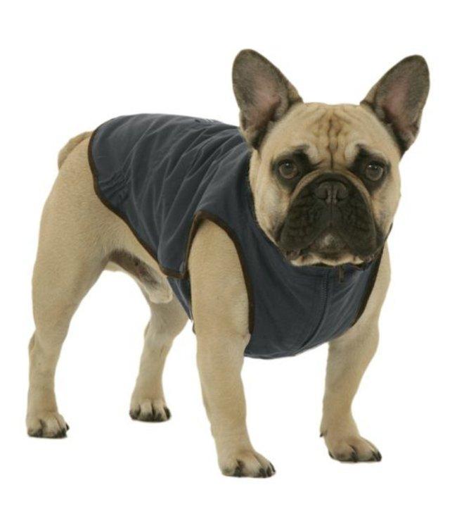 Dogissimo Windsor Jacket - Navy - French Bulldog