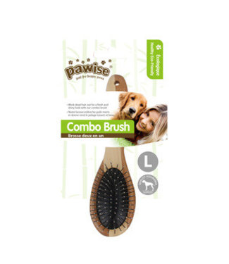Pawise  Grooming Combo Brush