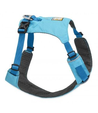 Ruffwear Hi & Light Harness - Blue Atoll