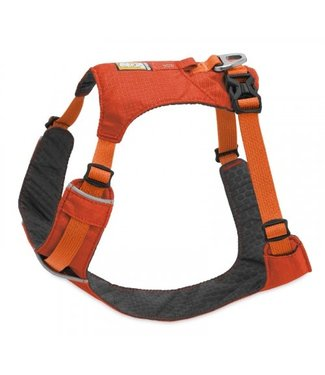 Ruffwear Hi & Light Harness - Sockeye Red