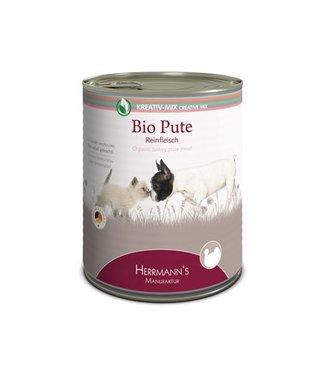 Herrmann´s Manufaktur Bio Pute - Reinfleisch - Herrmann´s