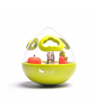P.L.A.Y. Pet Lifestyle And You Wobble Ball - 2.0
