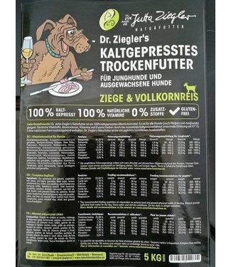Dr. Ziegler Ziege & Vollkornreis - 5 kg