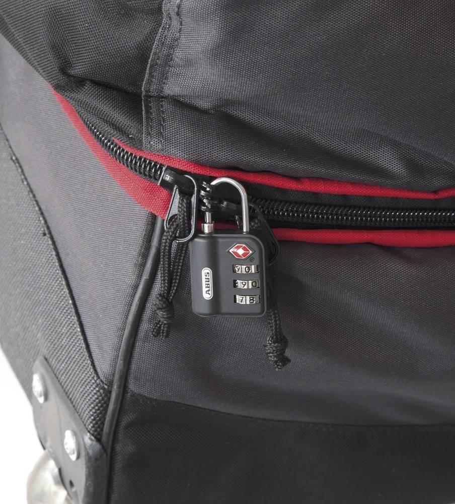 Abus Abus 147TSA/30 - Hangslot speciaal voor reizen in Amerika - Bagageslot
