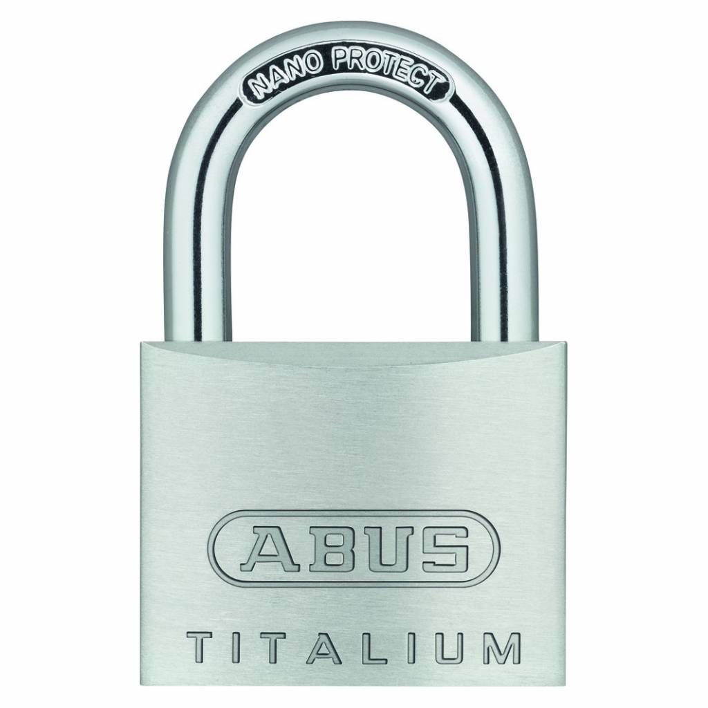 Abus Abus-Hangslot-Titalium-45mm-blister-64TI/45