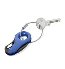 Troika toolbert sleutelhanger blauw