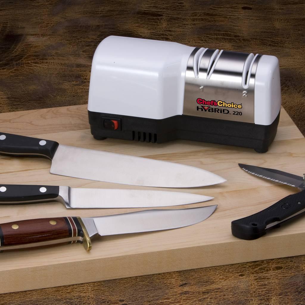 Chef's Choice Chef's Choice Messenslijper hybrid 220