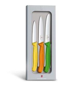 Victorinox SwissClassic keukenset - 3 delig