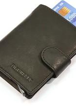 Card protector - creditcardhouder - leer - zwart
