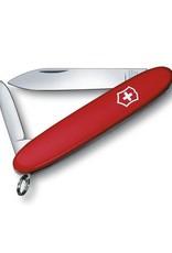 Victorinox Excelsior rood met sleutelring