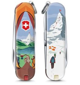 Victorinox Classic SD limited edition 2018 - Call of Nature