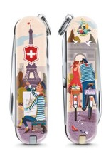Victorinox Victorinox - Classic SD limited edition 2018 - The City of Love