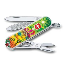 Victorinox Classic SD limited edition 2018 - Mexican Sunset